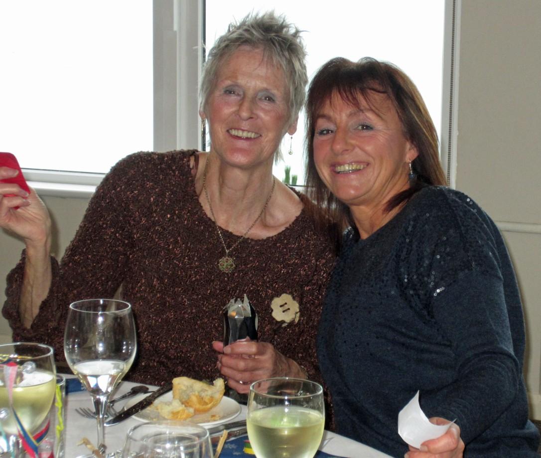 Liz and Gill