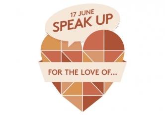 Speak Up SMALL landscape