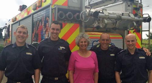 Jane and firemen_2015